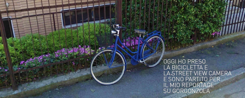 Una foto di bicicletta a Gorgonzola
