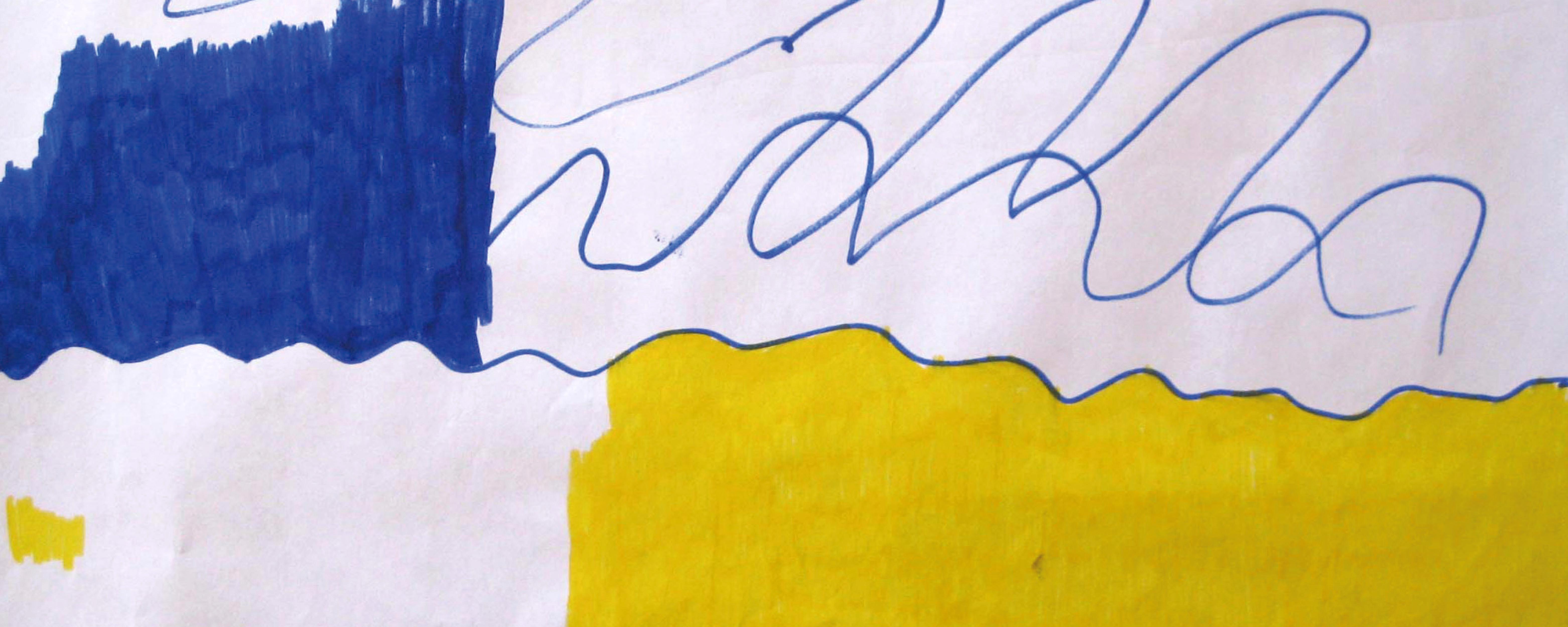 disegno: il mare