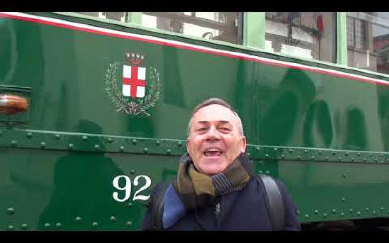 Embedded thumbnail for Tram Via Italia