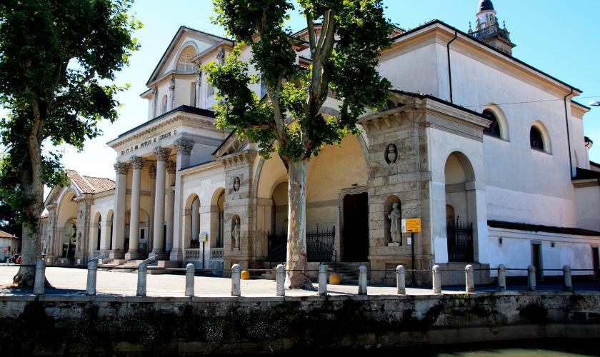 La chiesa dei Santi Gervasio e Protasio