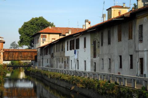 La villa Busca Sola Cabiati e il suo giardino
